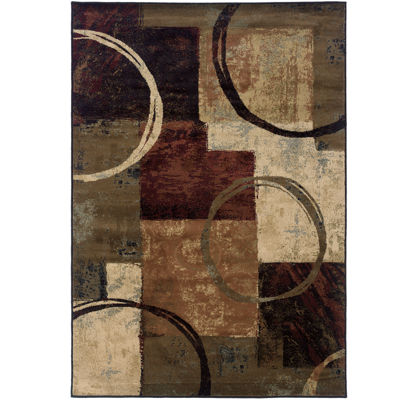 Covington Home Evan Rectangular Rug