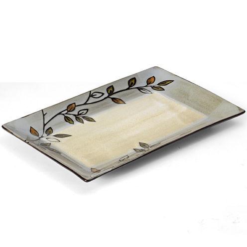 Pfaltzgraff® Rustic Leaves Platter