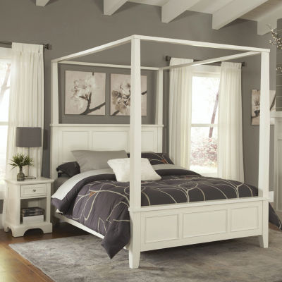 Walton Canopy Bed and Nightstand & Walton Canopy Bed and Nightstand Set