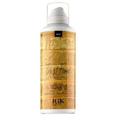 IGK NYC Trust Fund Thickening Foam