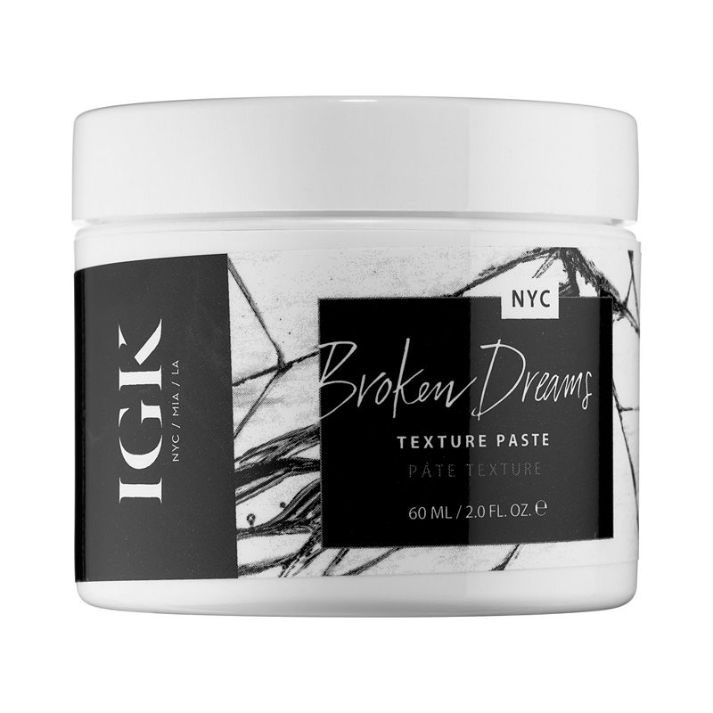 Igk Nyc Broken Dreams Texture Paste – Hair Care Products – Styling Products