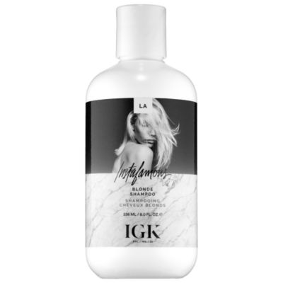 IGK LA Instafamous Blonde Shampoo
