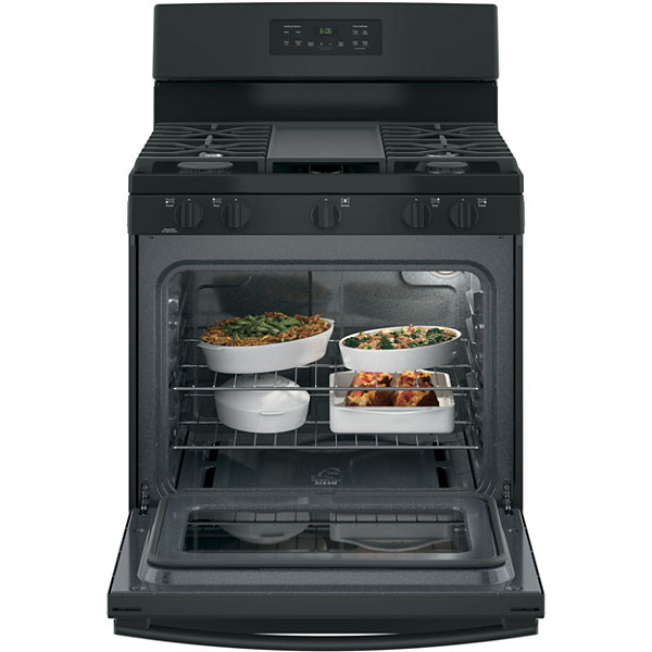 GE® 5.0 Cu. Ft. Freestanding Gas Range