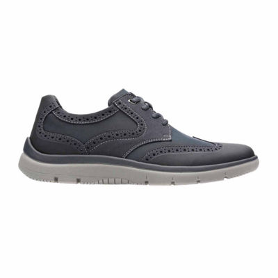 Clarks Mens Tunsil Oxford Shoes