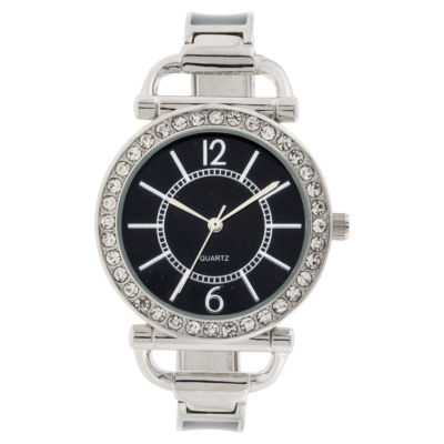 Mixit Womens Gold Tone Bracelet Watch-Jcp3008bs