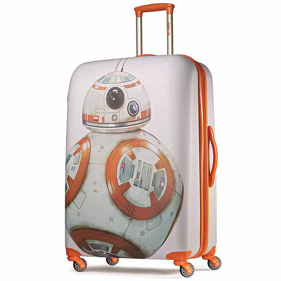 American Tourister Starwars BB8 21 Inch Hardside Lightweight Luggage