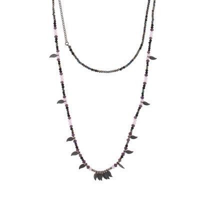 Decree Womens 3-pc. Round Necklace Set