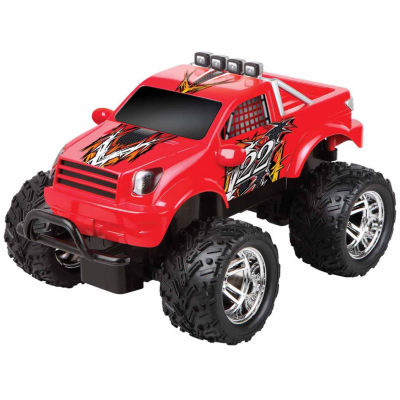 The Black Series Remote Control Thunder Thrasher Truck