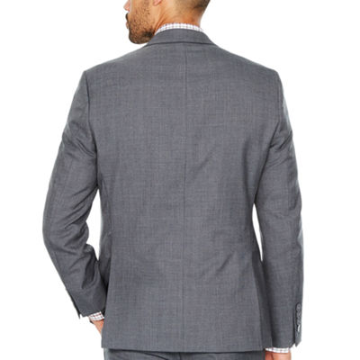 Collection by Michael Strahan Gray Weave Classic Fit Suit Jacket