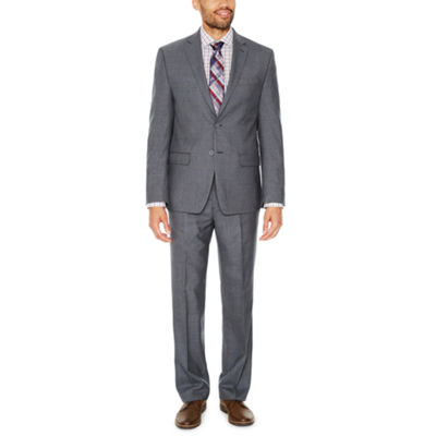 Collection by Michael Strahan Gray Weave Suit Separates-Classic