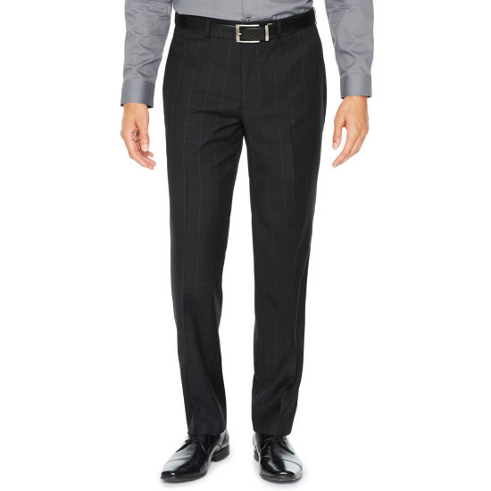 Collection by Michael Strahan  Pattern Classic Fit Suit Pants