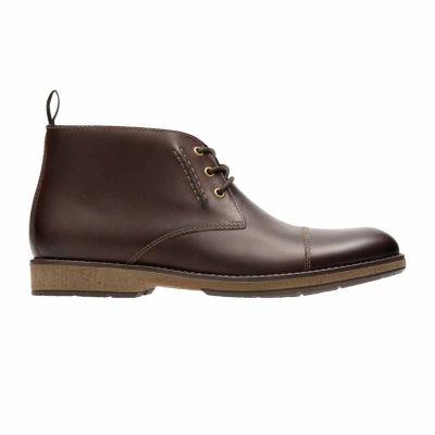Clarks Hinman Mens Chukka Boots