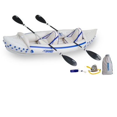 Sea Eagle 330 Kayak Pro Package