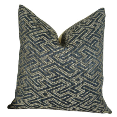 Plutus Duncan Range Handmade Throw Pillow