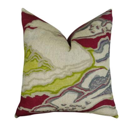 Plutus Chattingham Handmade Throw Pillow