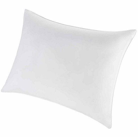 Sleep Philosophy Smart Cool Microfiber Coolmax Down Alternative Medium Density Pillow