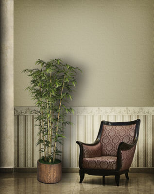 72 Inch Tall Bamboo Tree In Natural Poles