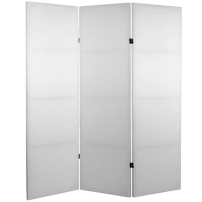 Oriental Furniture 4' Do It Yourself 3 Panel RoomDivider