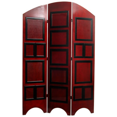 Oriental Furniture 5.5' Arc Top Room Divider
