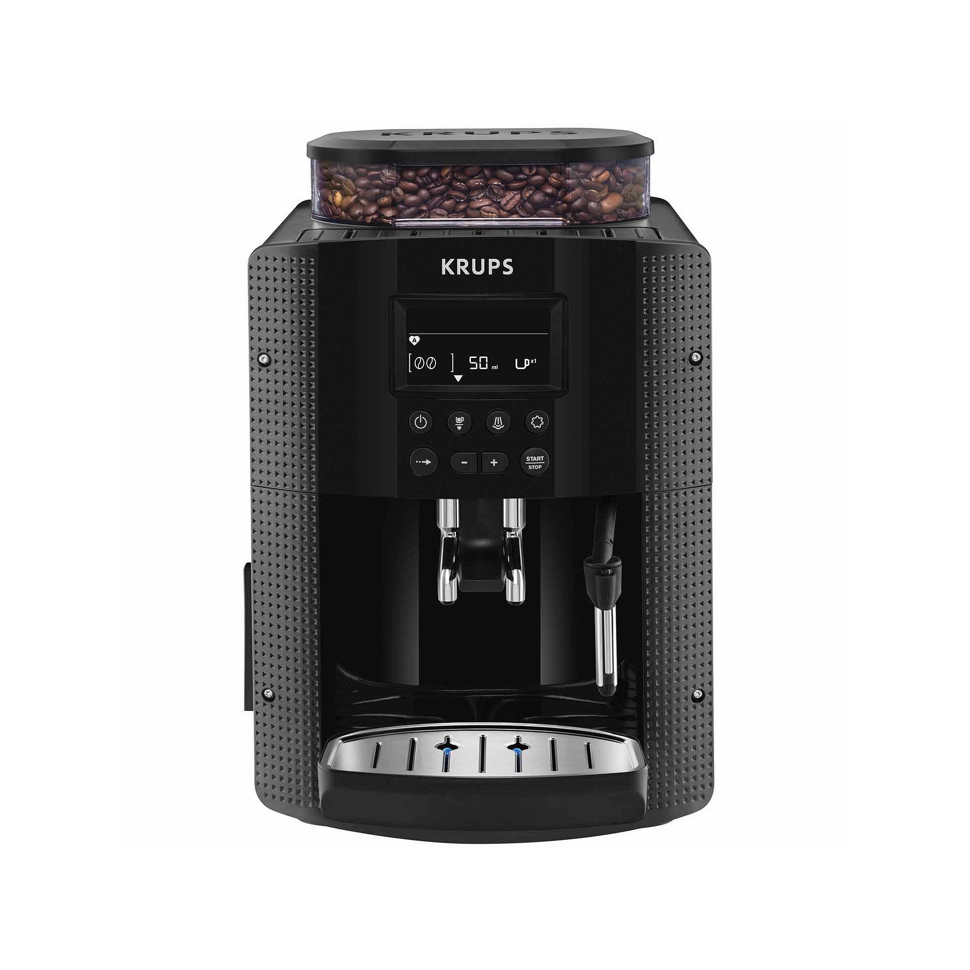 Krups EA815050 Compact PISA Espresso Super Automatic Espresso / Coffee Machine