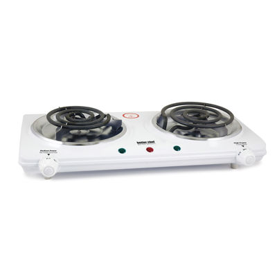 Better Chef Dual Element Electric Countertop Range