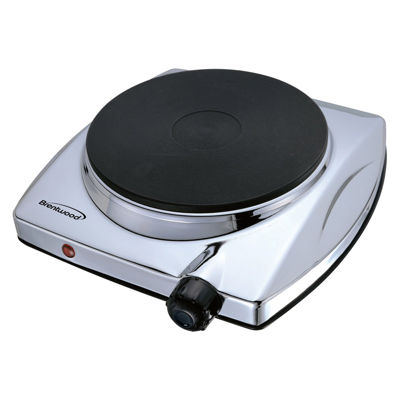 Brentwood Electric 1000W Single Hotplate