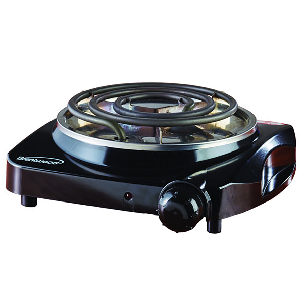 Brentwood Electric 1200W Single Burner