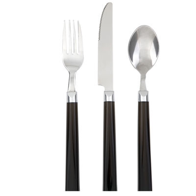 Gibson 12-pc. Palmdale Dinner Flatware Set
