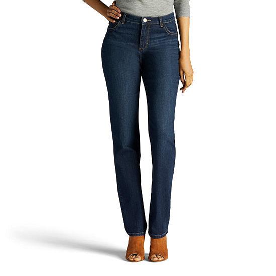 Lee® Womens Straight Leg Jean