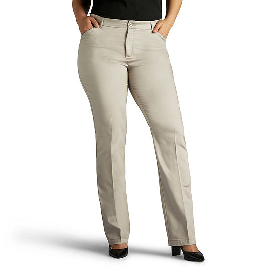 4e75719bc Lee Total Freedom Pants Plus JCPenney