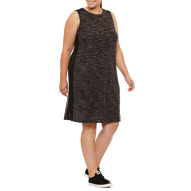Xersion Sleeveless Bodycon Dress - Plus