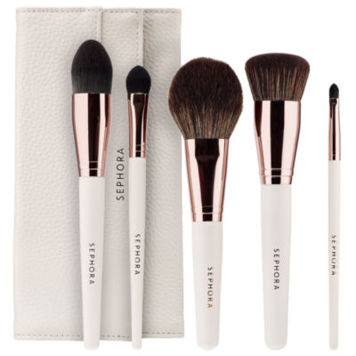 SEPHORA COLLECTION Complexion: Uncomplicated Brush Set