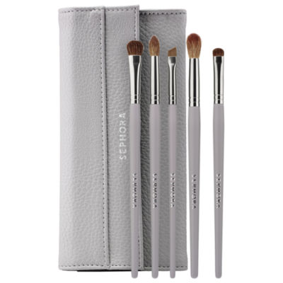 SEPHORA COLLECTION: Eyes Uncomplicated Brush Set