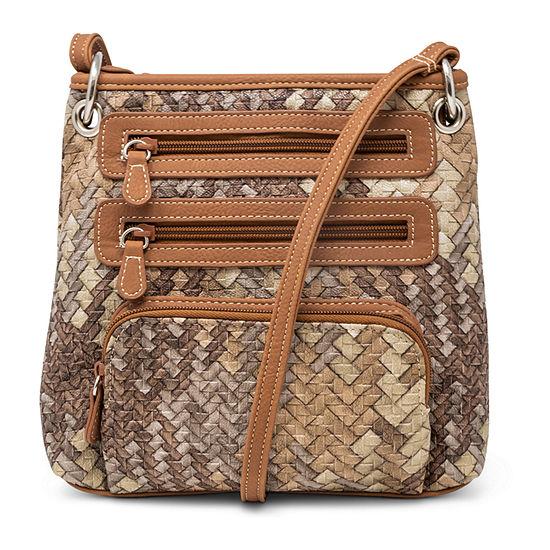 St. John's Bay Angelo Crossbody Bag