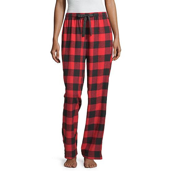 Sleep Chic Womens Flannel Pajama Pants