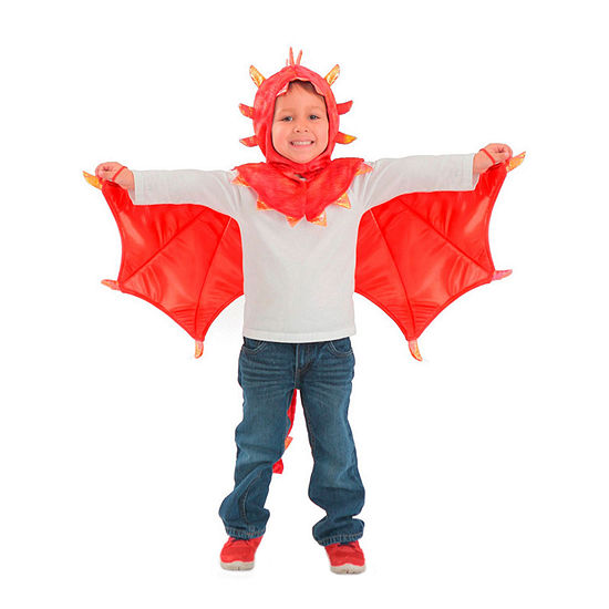 Child Hooded Liam Dragon Costume