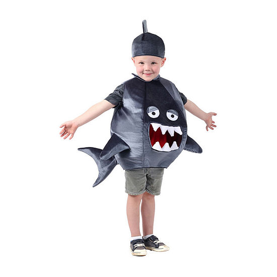 Child Feed Me™ Shark Costume Unisex Costume
