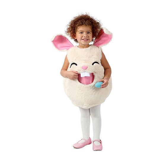 Girl'S Feed Me Bunny Child Costume Girls Costume Girls Costume