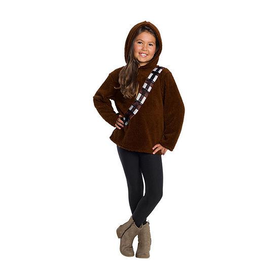 Classic Chewbacca Hoodie Child Costume Unisex Costume