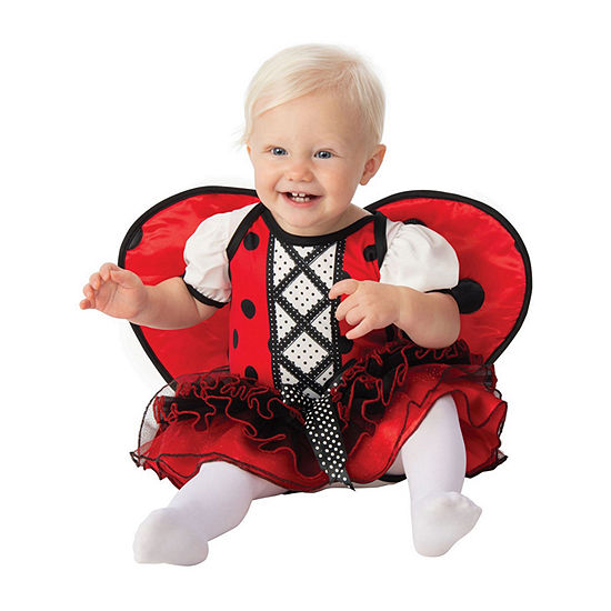 Ladybug 2-pc. Dress Up Costume-Infant/ToddlerGirls