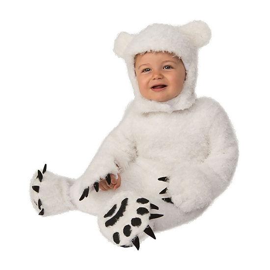 Polar Bear Cub Infant/Toddler Costume Unisex Costume