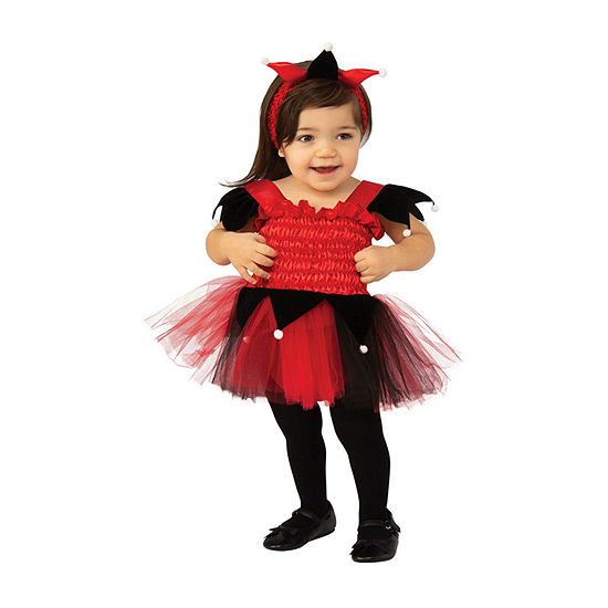 Court Jester Infant/Toddler Costume Girls Costume