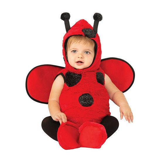 Little Ladybug 4-pc. Dress Up Costume - Infant/Toddler Girls