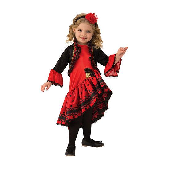 Spanish Dancer Infant/Toddler Costume