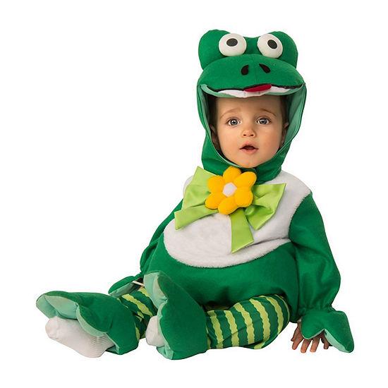 Frog 3-pc. Dress Up Costume-Infant/Toddler Unisex