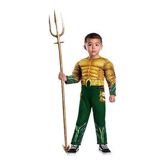 Aquaman Movie Aquaman Toddler Costume (3t-4t) Boys Costume Boys Costume