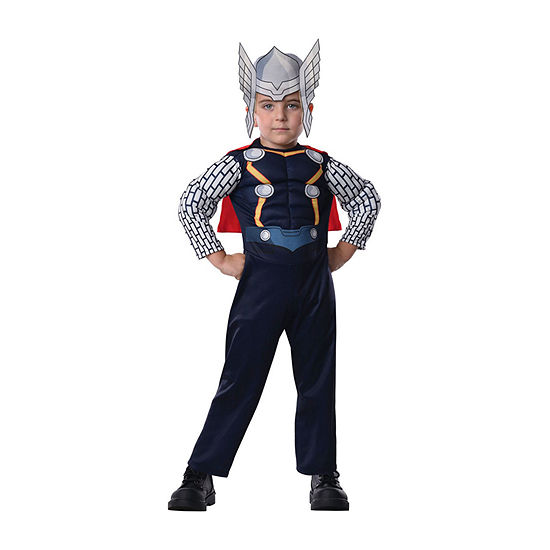 Thor Deluxe Infant/Toddler 2-pc. Dress Up Costume-Boys