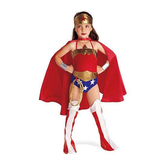 Justice League Wonder Woman Toddler Costume (3t-4t)