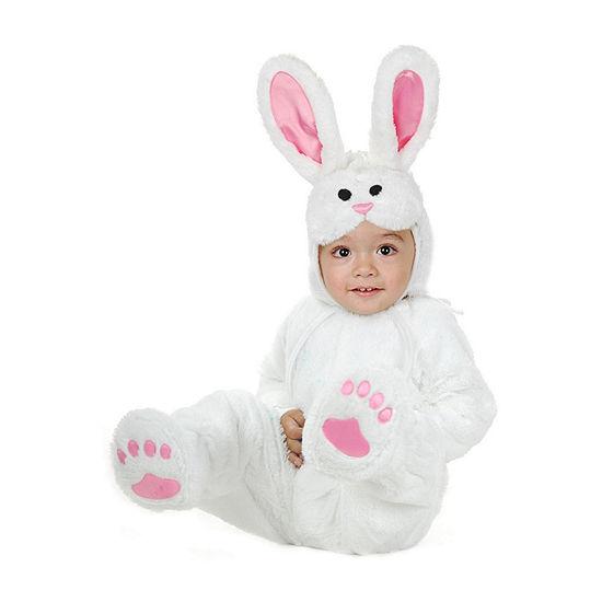 Little Bunny - Newborn Child Unisex Costume
