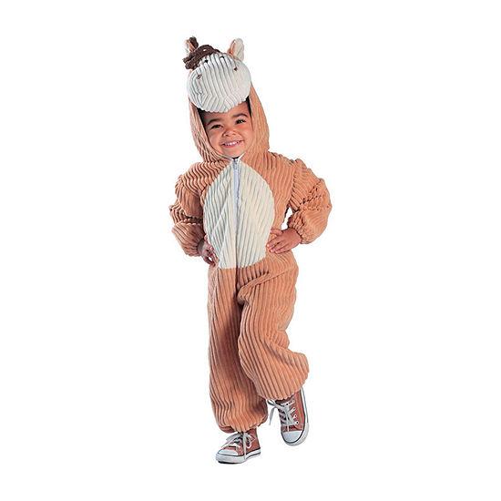 Child Corduroy Horse
